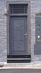 防火門實績- 私宅大門